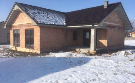 Novostavba rodinného domu v Sokolovciach