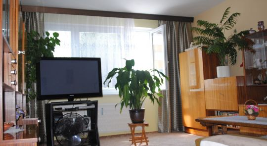 Na prenájom 3 izbový byt Levice