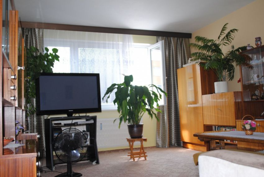 Prenájom 3 izbový byt Levice