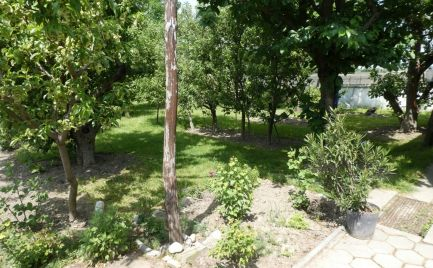Pozemok - záhrada na predaj so záhradným domčekom