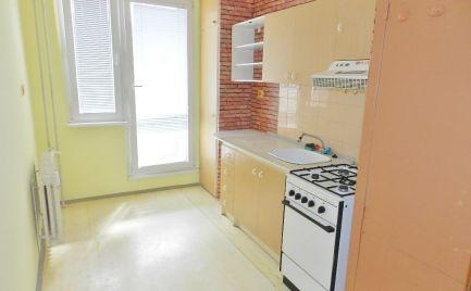 Dvojizbový byt s lodžiou, Žiar nad Hronom, Etapa