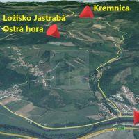 Lesné pozemky, Jastrabá, Pôvodný stav