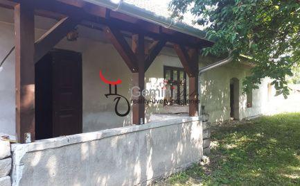 GEMINIBROKER Vám ponúka zrekonštruovaný dom v obci Erdőbénye