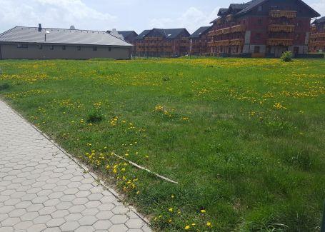 DELTA - Lukratívny priestranný pozemok pri golfovom ihrisku