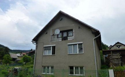 Zachovalý rodinný dom - Čierny Balog