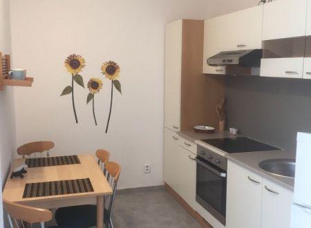 2 izbový byt, prenájom Nitra