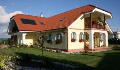 TOPOĽČANY -  novostavba - rodinná vila, Andreja Hlinku