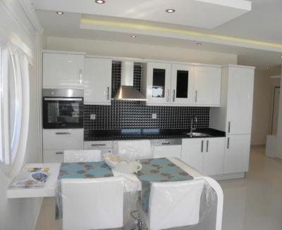 Predaj 2 až 6 izbový apartmán, 65 m2 - 255 m2, Alanya, Kestel Residence, Turecko 18205