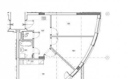 rezervovaný posledný 3-izbový byt 73 m2 + loggia 4 m2