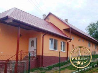 Na predaj štýlový dom s pozemkom 1873m2 v obci V. Hradná