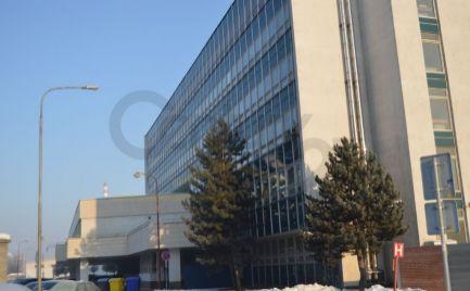 Prenájom skladových a kancelárskych priestorov pri Výstavisku v Trenčíne