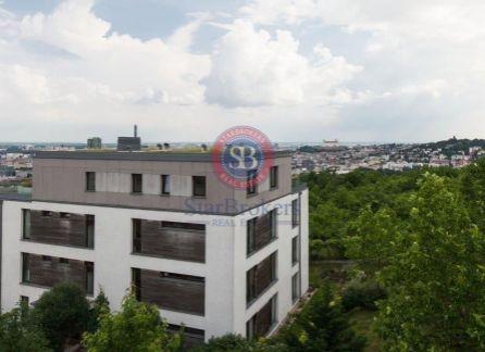StarBrokers -  EXKLUZÍVNY PREDAJ - 4 izb. byt, NOVOSTAVBA, exkluzívny výhľad na hrad - Slavín - mesto,dizajnové prevedenie