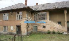 Pozemok so starým domom Hodkovce,Košice - okolie