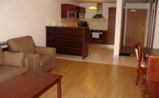 ARTHUR -zariadený 2-izbový byt s nádherným výhľadom