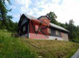 Drevenica s pozemkom 800 m2, Bytča – Veľké Rovné/EXKLUZÍVNE