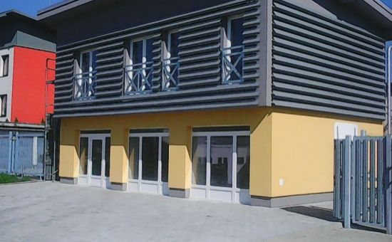 ARTHUR - polyfunkčná budova na predaj- novostavba