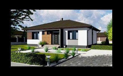 Novostavba samostatného 4 izbového bungalovu v Dunajskej Lužnej