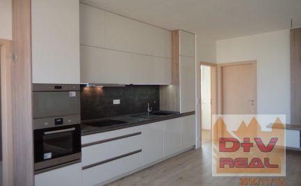 Prenájom: 3 izbový byt, Kresánkova ulica, Dlhé Diely, Bratislava IV, čiastočne zariadený, loggia, parkovacie státie