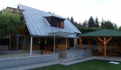 MARTIN chatka v záhradkarskej oblasti na poz. 380m2, Hrby