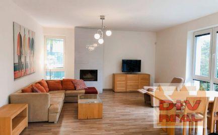 Prenájom: 3 izbový byt, Malinová ulica, Bratislava I, Staré Mesto, zariadený, terasa, parkovanie