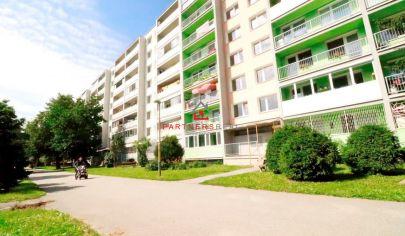 1.5-2 izbový byt v pôvodnom stave,40m2,bez loggie, predaj, Košice-Západ, Gudernova