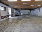 Výrobno - skladovacia hala v Nitre na prenájom