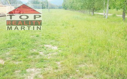 Pozemok  2490 m2 v obci Valča okres Martin