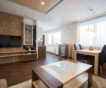 Luxusný, zariadený 3 izbový byt na predaj v Liptovskom Mikuláši