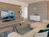 REALITY COMFORT-  veľkometrážny 3-izb. byt s balkónom + služby architekta GRATIS!
