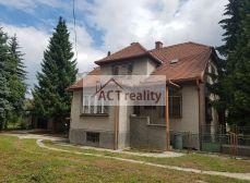 ACT Reality - Rodinný dom s poz. 1925 m2, NOVÁKY