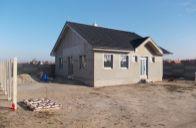Novostavba rodinného domu v okrajovej časti obce