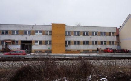 Výnimočná príležitosť na investovanie  Administratívna budova, priestory blízko železničnej stanice Žilina