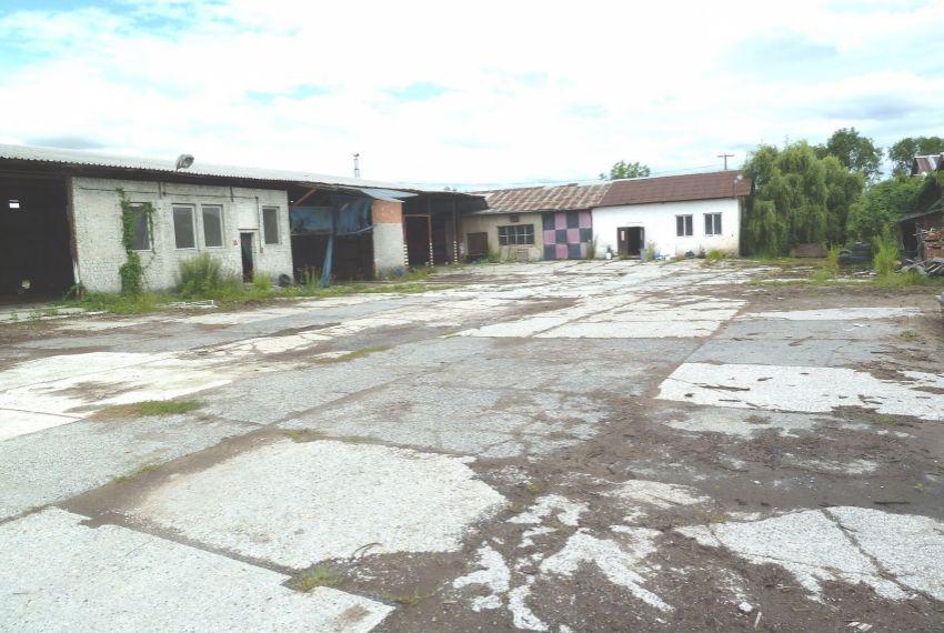 Predaj priemyselný pozemok Lučenec-1