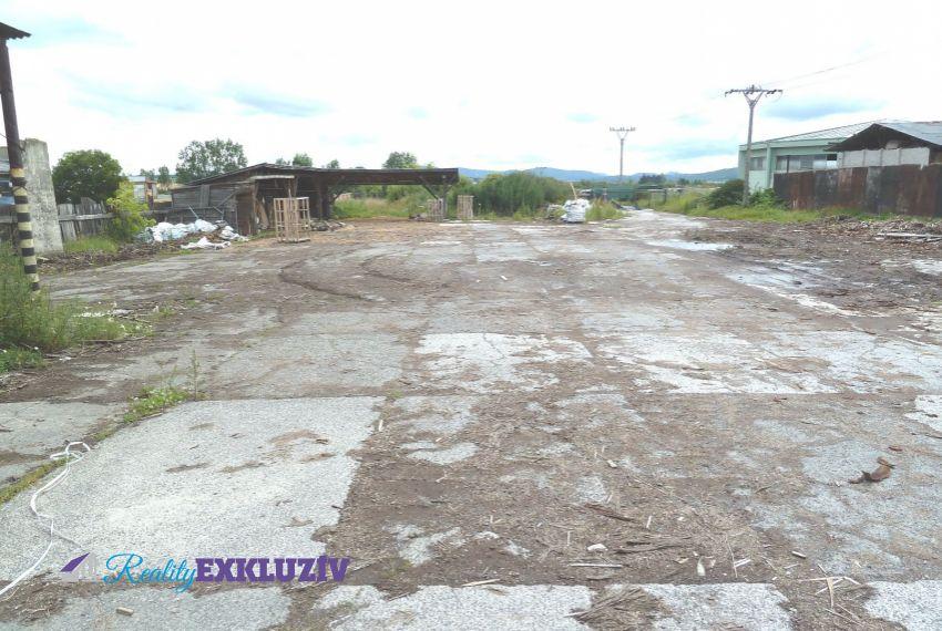 Predaj priemyselný areál Lučenec-4