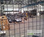 Exkluzívne na prenájom sklady/haly/kancelarie do 10 000m2 + plochy do 23 500m2, lokalita Pezinok.