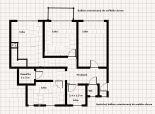 4 izb. byt, Legionárska ul., zrekonštr. podľa Vašich predstáv