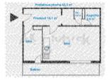 1,5 izb. Račianska ul., zrekonštr. podľa Vašich predstáv