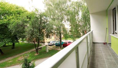 Ponúkame Vám na predaj,3 izbový byt, 55m plus 6m loggia, Košice - Západ,ulica  Jazmínova ulica