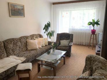 3D Virtuálna prehliadka - Krásny 3-izbový byt na predaj v Tatranskej Javorine