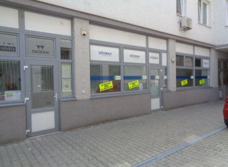 Kancelárke priestory v Trnave na pešej zóne