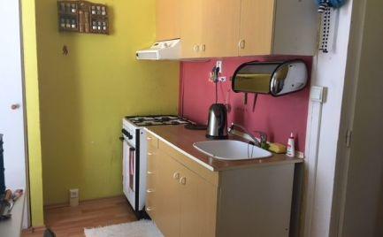 REZERVOVANÉ -1-izbový byt, Poprad, Starý Juh