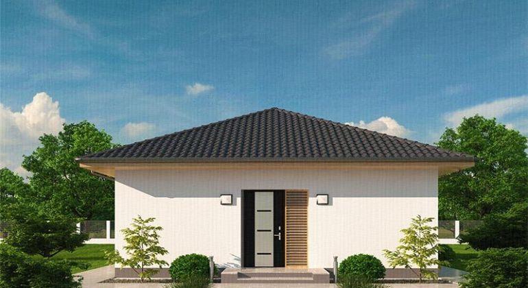 Rodinný dom - bungalov
