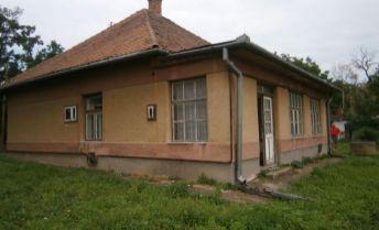 Exkluzívna cena rodinného domu v obci Rúbaň - predaj.