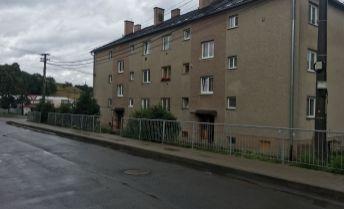 Predaj 2 i bytu s balkónom v Hriňovej časť Krivec okr. Detva