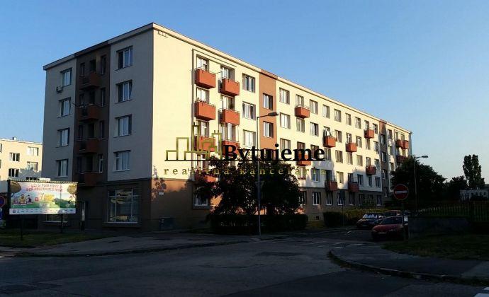 2 izbový byt, 49m2, tehlový dom, Krasňany - Nové Mesto