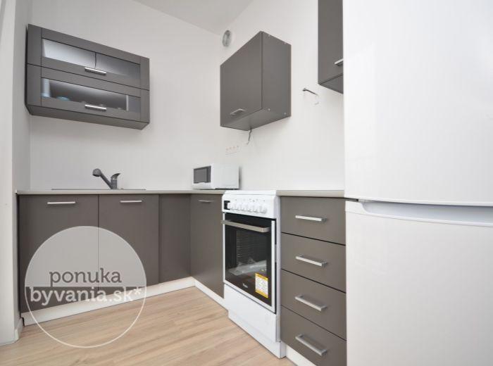 PRENAJATÉ - SLNEČNICE, 1-i byt, 32 m2 – NOVÝ a ZARIADENÝ BYT v novostavbe, v MODERNEJ a BEZPEČNEJ štvrti