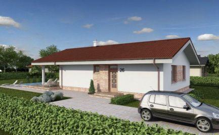 4 izb. bungalovu s pozemkom 582m² v Malom raji.