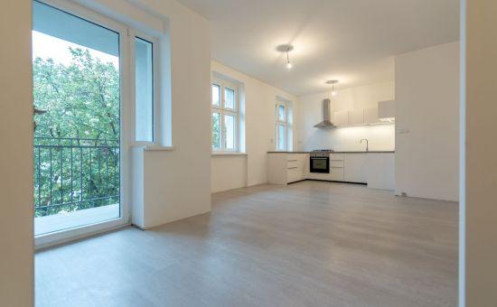 VIDEO: Predaj plne zrekonštruovaného 2 izbového bytu v Starom Meste na Dobrovského ulici