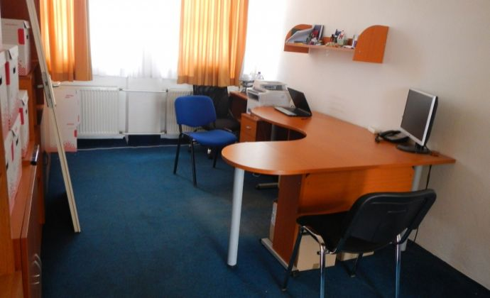 Kancelárske priestory na Partizánskej ceste-  Banská Bystrica