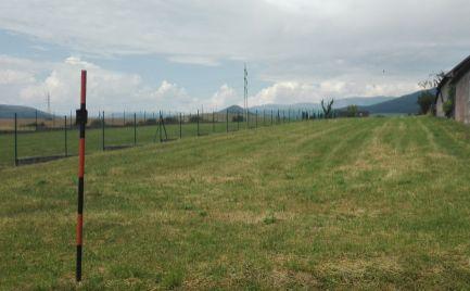 Stavebný pozemok v obci Jovice